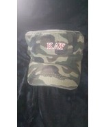 KAPPA ALPHA PSI FRATERNITY CAMOFLAGUE HAT PHI NU PI NUPE CONDUCTOR HAT 1911 - $19.60