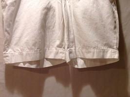 Men's White Polo Ralph Lauren Shorts Good Condition Size 36 image 7