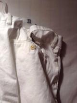 Men's White Polo Ralph Lauren Shorts Good Condition Size 36 image 3