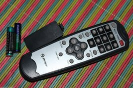 steren 203-250 tv-to-pc Converter Tuner Remote Control ONLY - Tested wit... - $11.88