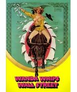 Wanda Whips Wall Street DVD - $12.95