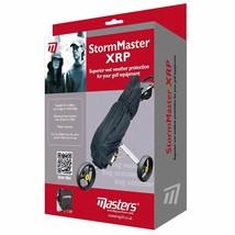 Masters golf stormmaster xrp rain coat black... - $24.90
