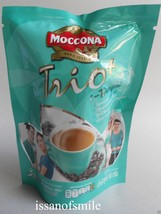 3 Packs MoccoNa Trio I-Delight Coffee Mix L-Carnitine Sugar Free, Low Fat - $21.99