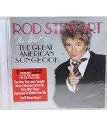 The Best Of... The Great American Songbook by Rod Stewart  CD New Sealed - $7.92