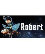 Miles from Tomorrowland Sticker, Personalized and Waterproof for School ... - $1.50