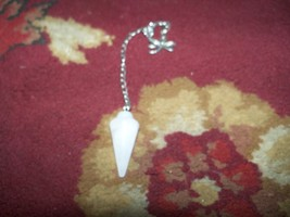 HAUNTED PENDULUM TALK  with SPIRIT GHOST 33 spells most Accurate power e... - $28.31