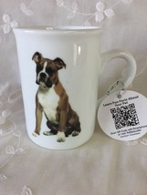 Boxer Dog Coffee Cup Pet Gift Pet Rescue Cute - $13.99
