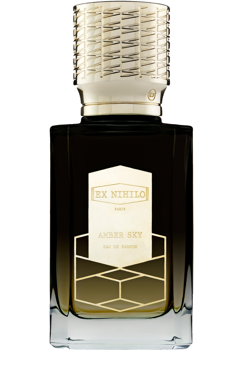 AMBER SKY by EX NIHILO 5ml Travel Spray Perfume CORIANDER GERANIUM VANILLA