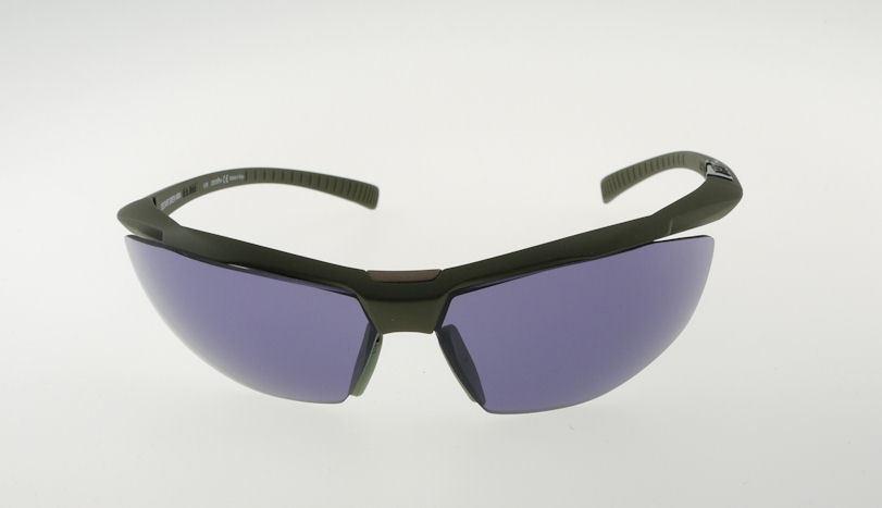 ZERORH+ ELITE Green / Gray Violet Sunglasses Rh745s-09 Carl Zeiss