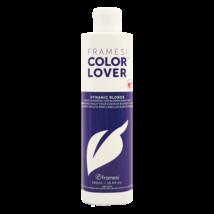 Framesi Color Lover Dynamic Blonde Shampoo 16.9oz image 2
