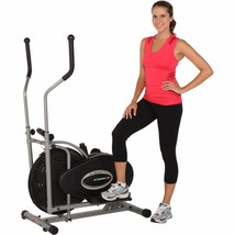 Elliptical Exercise Indoor Fitness Trainer Workout Machine Gym Cardio Eq... - $176.69