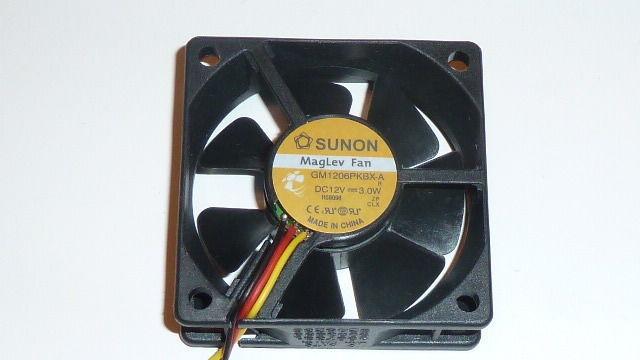 New Original Sunon Fan Motor Gm1206 Pkbx A and 50 similar items