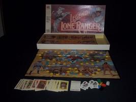 The Legend of the Lone Ranger, Vintage Board Ga... - $13.37