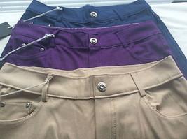 3 Yelete 5 pocket Girl Skinny Jeans Leggings Tight Pants  Summer School Fashion  - $39.59