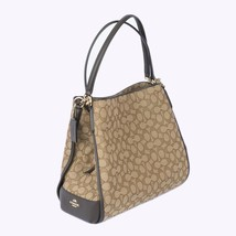 Coach Phoebe Signature Tote - Khaki/Brown - $269.00