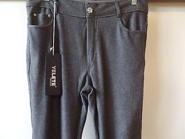 5 pocket Women Skinny Jean Legging Tight Pants Summer Fashion NWT XL Chic Grey - $15.82