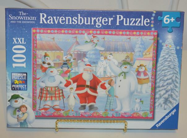 Ravensburger The Snowman and the Snowdog 100 XXL Piece