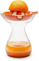 Chef'n Juicester Citrus Juicer and Reamer (Large) Apricot - $11.87