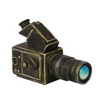 NEW! Resin Vintage Video Camera Replica Black - $139.99