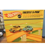 Mattel Hot Wheels Trestle 5 Pak Accessory Pack for Hot Wheels - $40.00