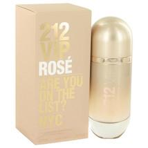 212 VIP Rose by Carolina Herrera 2.7 oz EDP Spray Perfume for Women New in Box - $60.43