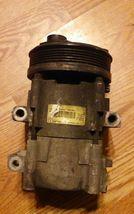 03 FORD ESCAPE AC COMPRESSOR 3.0L image 3
