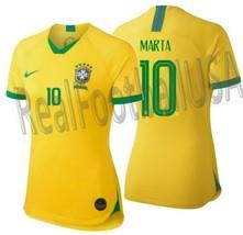 NIKE MARTA BRAZIL HOME WOMEN'S JERSEY WORLD CUP 2019. - $135.00