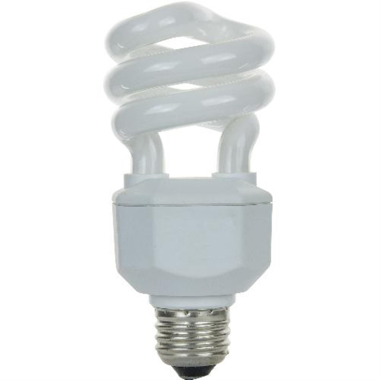 28 Candelabra Cfl Bulbs Sunlite Sms13 E 27k E12 13 Watt Cfl Light Bulbs Sunlite Ecobulb