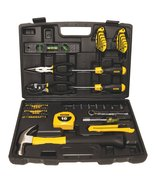 Stanley 65-Piece General Homeowner's Tool Set Hand Tools House Home Port... - $59.99