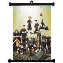 sp210714 Haikyuu Japan Anime Home D?cor Wall Scroll Poster 21 x 30cm - $3.99