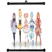 sp210883 Puella Magi Madoka Magica Japan Anime Home D?cor Wall Scroll Po... - $3.99