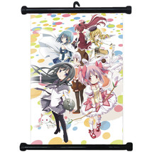 sp210887 Puella Magi Madoka Magica Japan Anime Home D?cor Wall Scroll Po... - $3.99