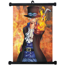 sp211571 One Piece Sabo Japan Anime Home D?cor Wall Scroll Poster 21 x 30cm - $3.99