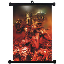 sp211579 Overlord Japan Anime Home D?cor Wall Scroll Poster 21 x 30cm - $3.99