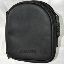 Bose Quiet Comfort 2 Headphone Carrying Case Only w/Adaptors Zipper Padd... - $24.04
