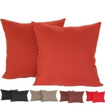 Decorative Pillow Throw Cushion Cover Sofa Indoor Outdoor Home Decor Set... - ₨2,092.84 INR+