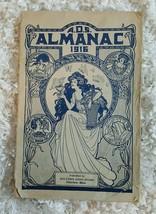 1916 American Druggists Syndicate Almanac - $17.00