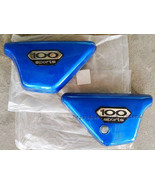 Kawasaki G7 G7T G7TA G7S G7SA Blue Side Cover L/R New - $19.59
