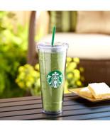 Starbucks Clear Ice Cold Cup Travel Mug Tumbler Drink 20 oz - $26.66