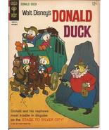 Gold Key Walt Disney Donald Duck #104 Donald & Daisy Duck Goofy Uncle Sc... - $7.95