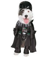 Star Wars Darth Vader Pet Costume, Extra Large - $336,33 MXN
