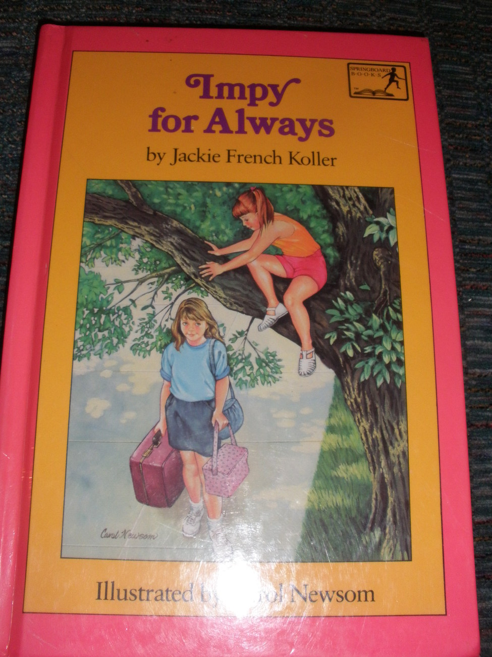 Impy for Always children's book, by Jackie French Koller
