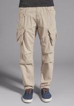 G Star Raw Rovic Loose Cargo Pant in Khaki W33 / L32 $210 BNWT - $119.11