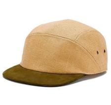Armani Exchange AIX Textured 5 Panel Baseball Hat Cap E6HA921 BNWT 100%Authentic - $44.11