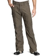 G Star General 5620 Loose Corduroy Pants Jeans in Tarmac Size W33/ L34 - $119.11