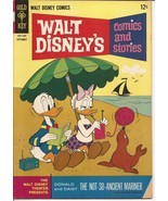Gold Key Walt Disney's Comics And Stories #312  Donald & Daisy Duck - $7.95