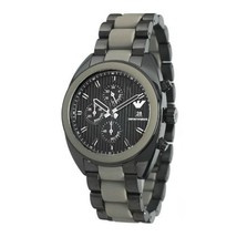 Emporio Armani AR5953 Sport Chronograph Watch $475 BN in Gift Box Great Gift!! - $229.11