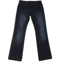 G-Star Raw 3301 Loose Boot Jeans Haines Denim Track Wash Size 34/32 $160 BNWT - $97.11