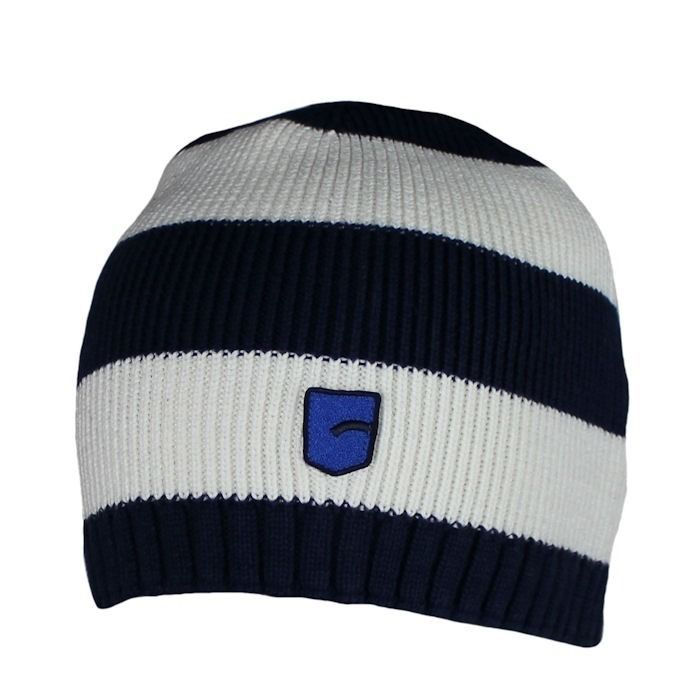 57fbf46b587 S l1600. S l1600. Previous. G Star Raw S.O. Park Beanie Hat in Police Blue BNWT  100% Authentic