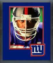 Carl Banks New York Giants Circa 1992 -11 x14 Team Logo Matted/Framed Photo - $43.55